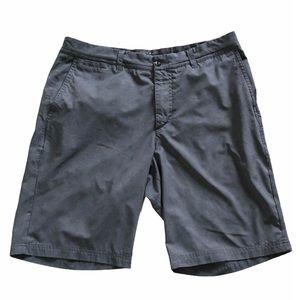 NIKE Golf Modern Fit Shorts Gray 32